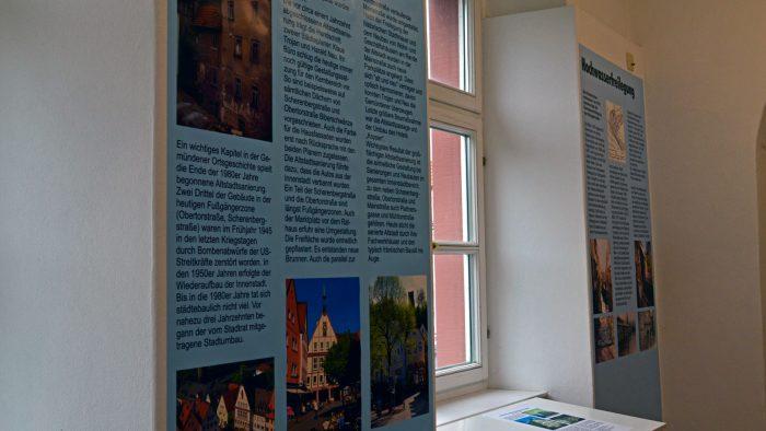 Altstadtsanierung und Hochwasserfreilegung in Gemünden